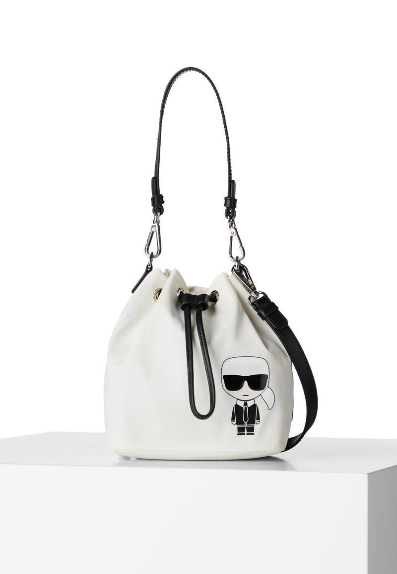 KARL LAGERFELD - Handbag - white