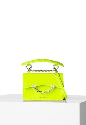 Skuldertasker - neon yellow