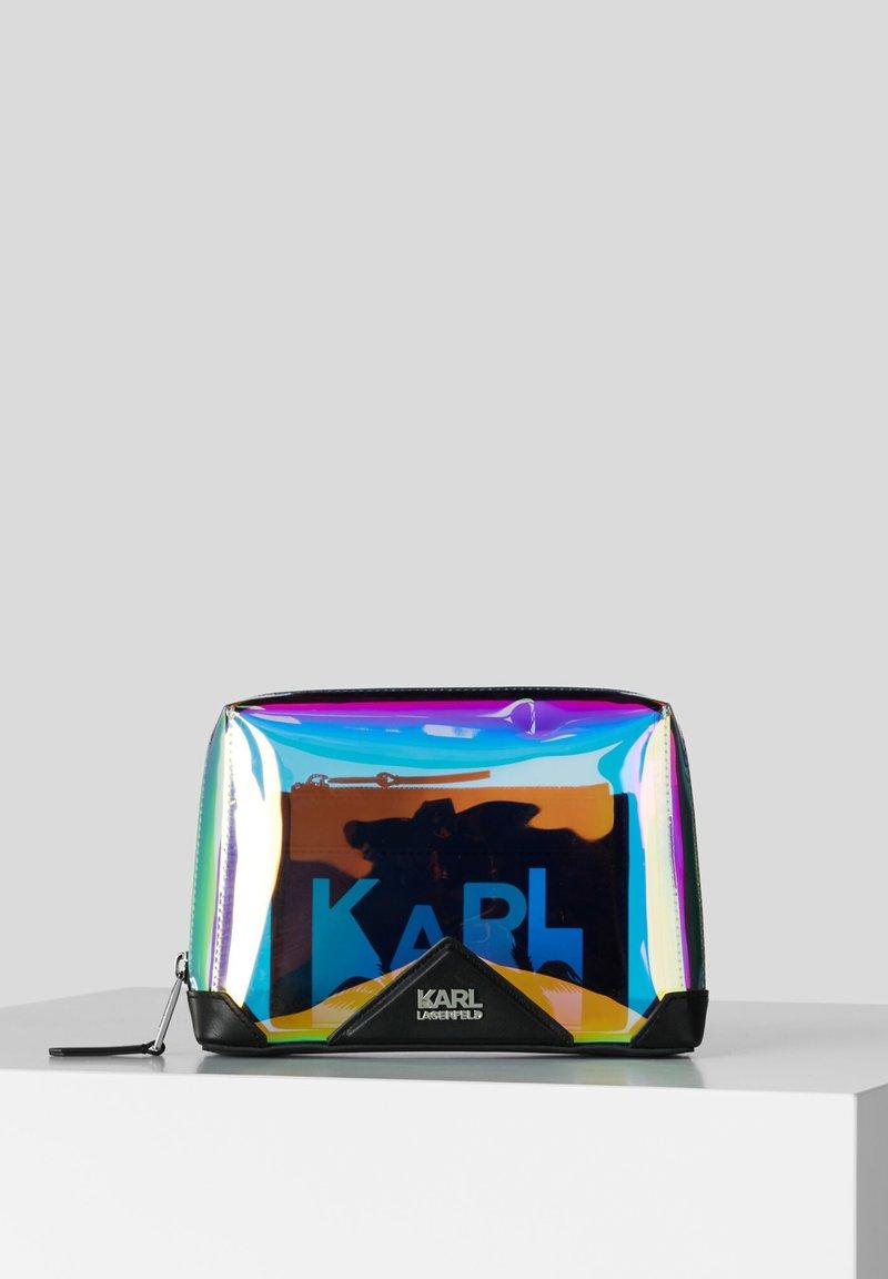 KARL LAGERFELD - KARLIFORNIA  - Trousse - a901 iridescent