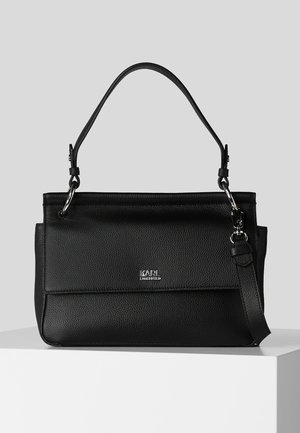 PEBBLE - Across body bag - black