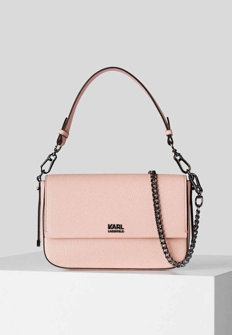 KARL LAGERFELD - Borsa a tracolla - a508 pink pearl