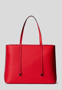 KARL LAGERFELD - Shopping bag - a524 red fire - 2