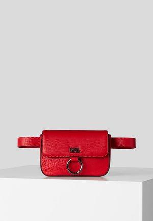PEBBLE - Bum bag - a517 chili