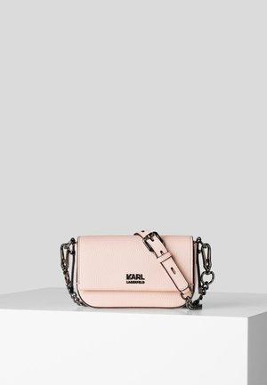 Borsa a tracolla - a508 pink pearl
