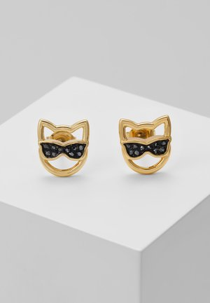 CHOUPETTE SUNGLASSES STUD  - Earrings - gold-coloured