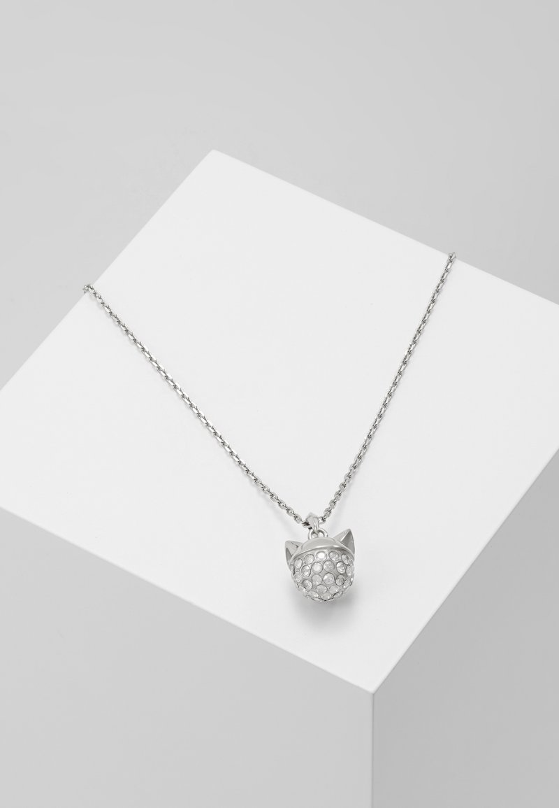 KARL LAGERFELD - CRY CHOUPETTE  - Collier - silver-coloured