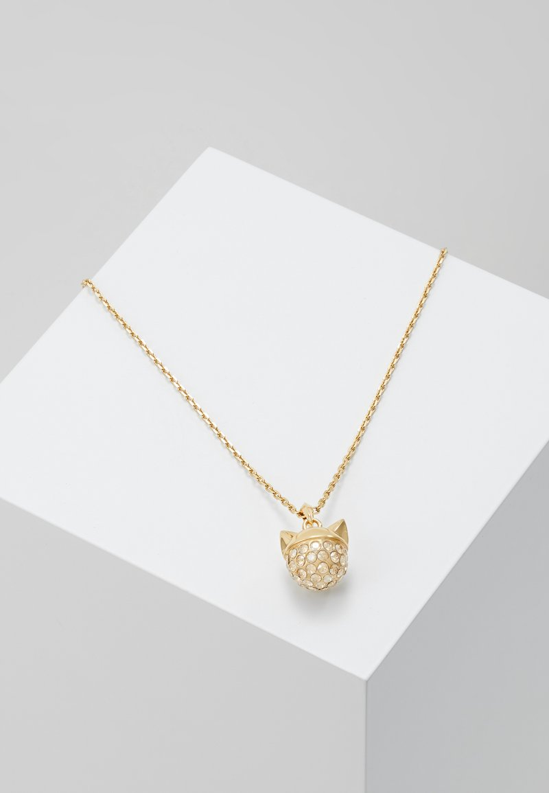 KARL LAGERFELD - CRY CHOUPETTE  - Collier - gold-coloured