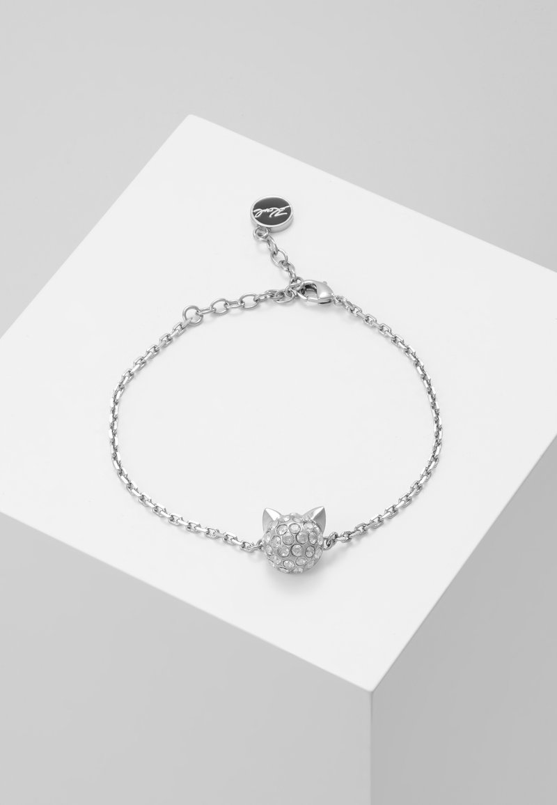 KARL LAGERFELD - CRY CHOUPETTE - Bracelet - silver-coloured