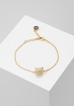 CRY CHOUPETTE  - Armband - gold-coloured