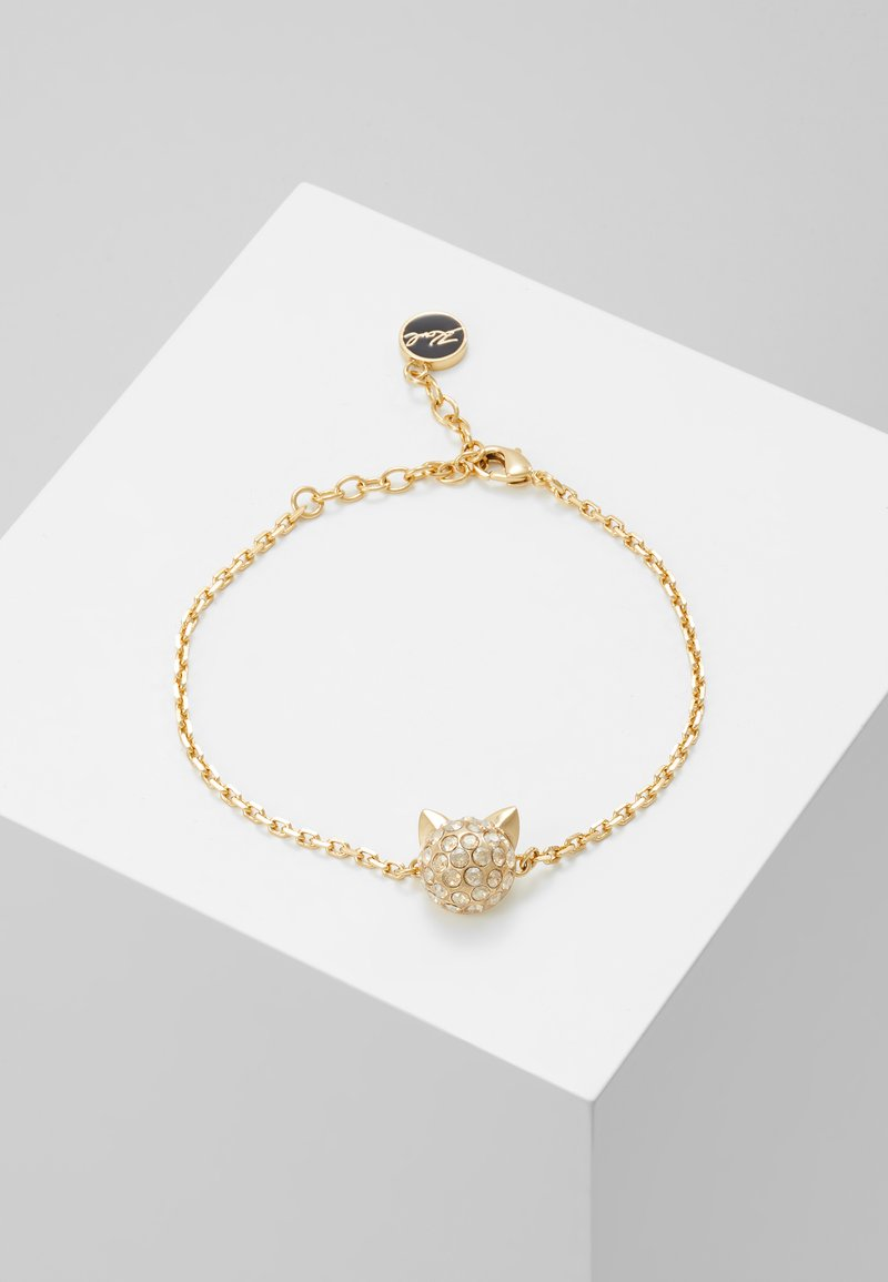 KARL LAGERFELD - CRY CHOUPETTE  - Bracelet - gold-coloured