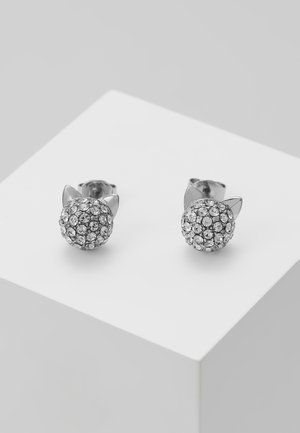 CRY CHOUPETTE POST  - Boucles d'oreilles - silver-coloured