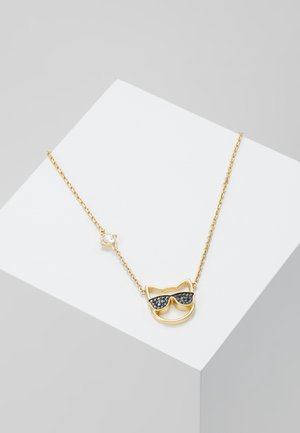 SUNGLASSES CHOUPETTE  - Necklace - gold-coloured