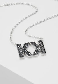 KARL LAGERFELD - DOUBLE  - Ketting - silver-coloured - 5