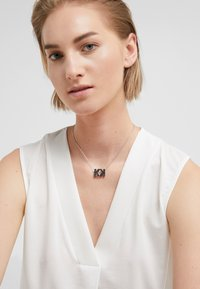 KARL LAGERFELD - DOUBLE  - Ketting - silver-coloured - 1