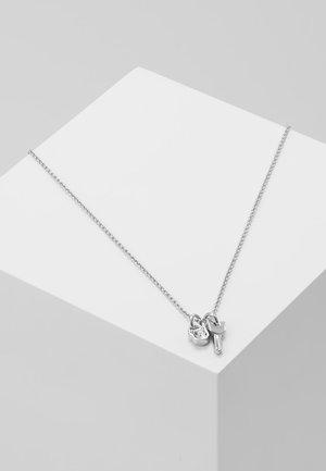 MINI CHOUPETTE LOCK KEY CHARM  - Náhrdelník - silver-coloured