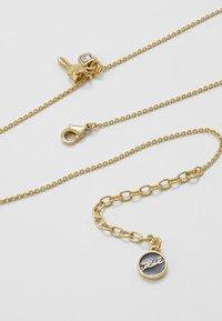 KARL LAGERFELD - MINI CHOUPETTE LOCK KEY CHARM  - Náhrdelník - gold-coloured - 2