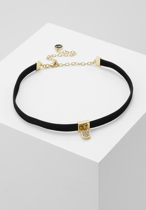 SMALL CHOUPETTE LOCK CHOKER  - Necklace - gold-coloured