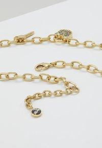 KARL LAGERFELD - SMALL CHOUPETTE LOCK KEY  - Náhrdelník - gold-coloured - 2