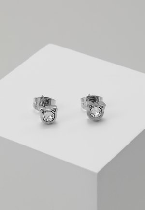 MINI CHOUPETTE STUD  - Earrings - silver-coloured