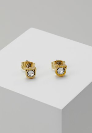 MINI CHOUPETTE STUD  - Earrings - gold-coloured