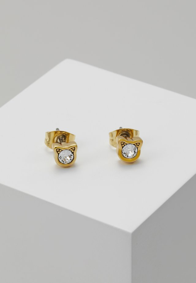 MINI CHOUPETTE STUD  - Kolczyki - gold-coloured