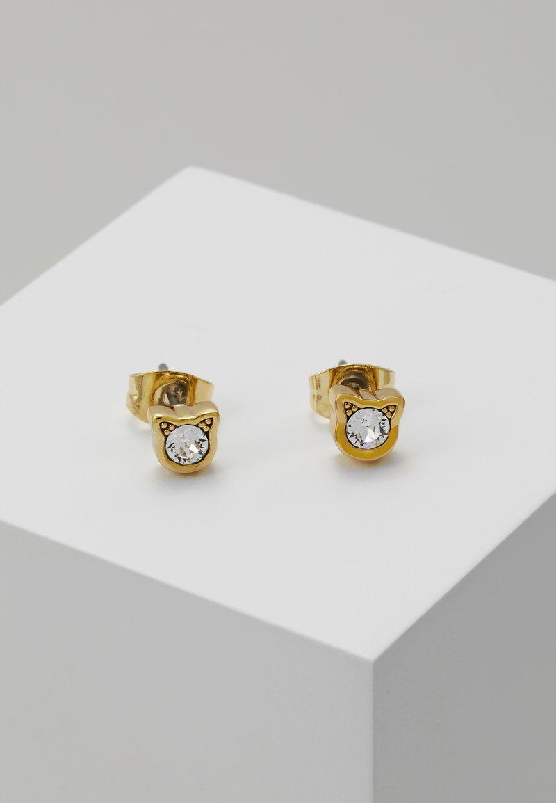 KARL LAGERFELD - MINI CHOUPETTE STUD  - Orecchini - gold-coloured