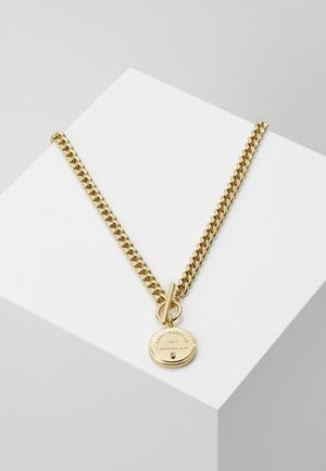 RUE ST. GUILLAUME CHAIN MEDALLION - Necklace - gold-coloured
