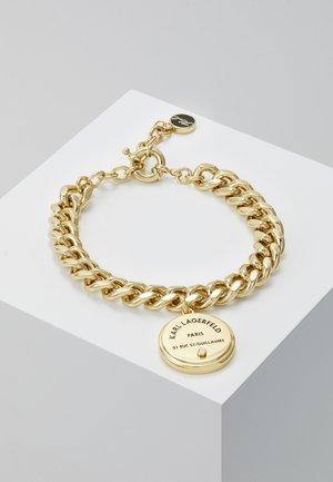 RUE ST GUILLAUME CHAIN MEDALLION - Bracelet - gold-coloured