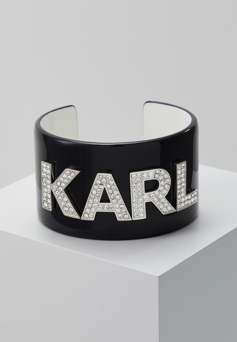 KARL LAGERFELD - CUFF - Bracelet - black