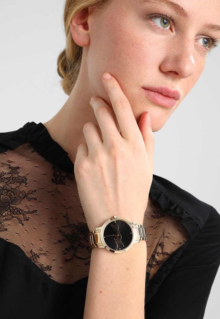 KARL LAGERFELD - CAMILLE - Montre - gold-coloured