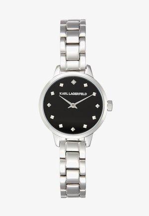 PETITE KLASSIC ROUND BRACELET - Watch - silver-coloured