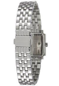 KARL LAGERFELD - PETITE SQUARE BRACELET - Montre - silver-coloured - 2
