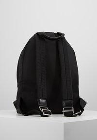 KARL LAGERFELD - IKONIK NYLON BACKPACK - Plecak - black - 2
