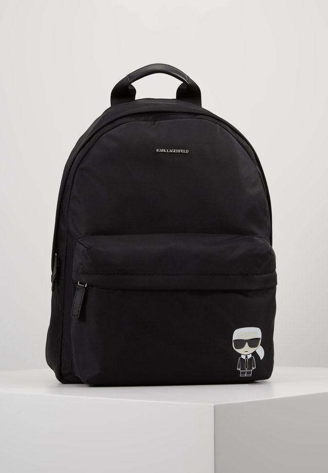 IKONIK BACKPACK - Tagesrucksack - black
