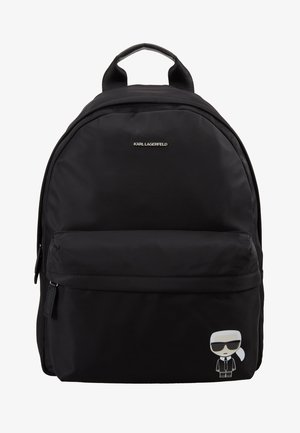 IKONIK BACKPACK - Ryggsekk - black