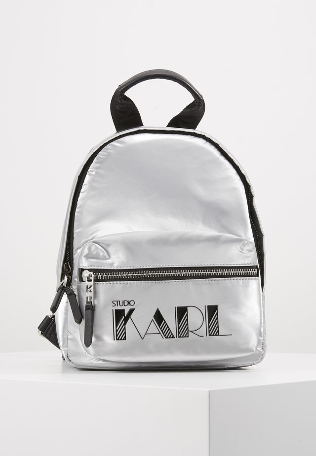 BACKPACK - Mochila - silver