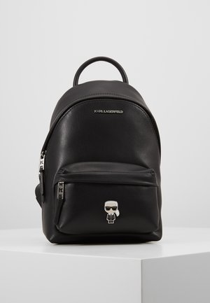 IKONIK METAL PIN BACKPACK - Sac à dos - black