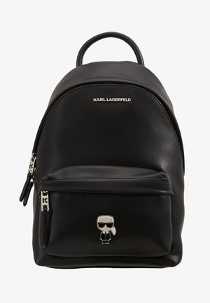 IKONIK METAL PIN BACKPACK - Batoh - black