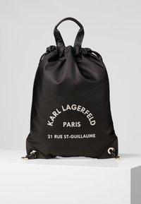 KARL LAGERFELD - RUE ST GUILLAUME - Reppu - black - 0