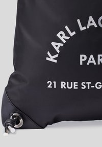 KARL LAGERFELD - RUE ST GUILLAUME - Reppu - black - 4