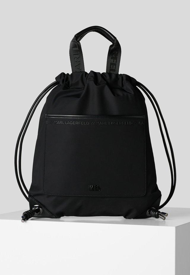 Rucksack - a993 blk/blck