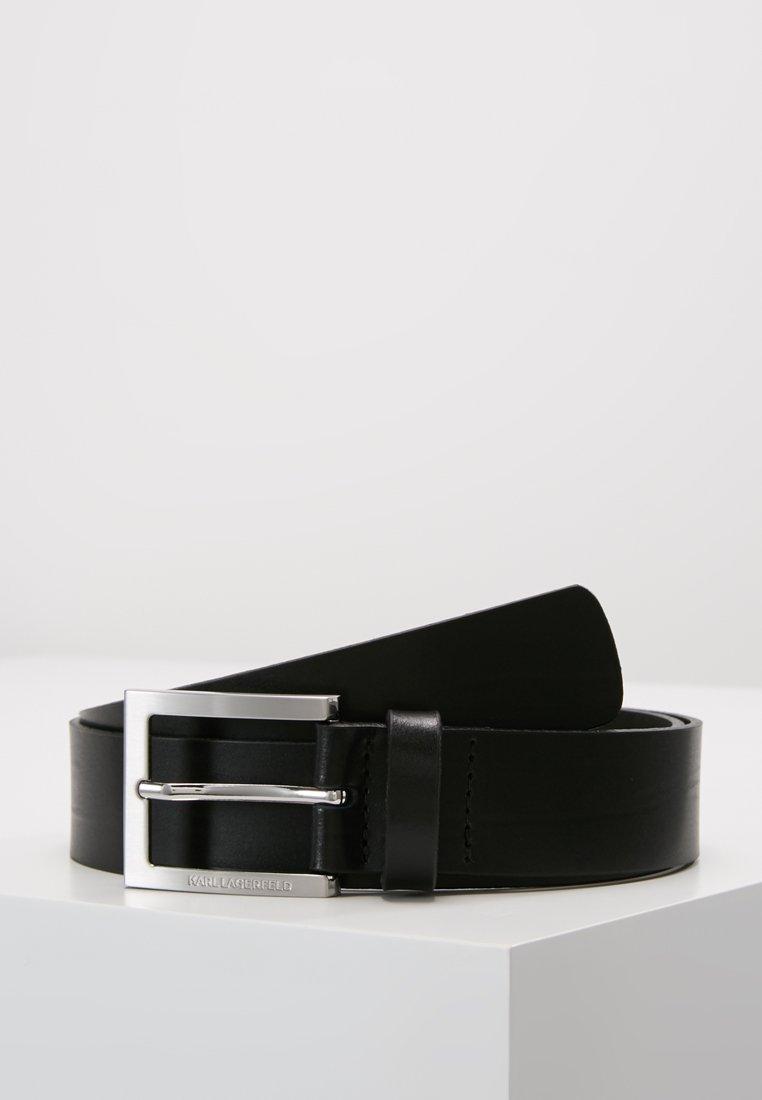 KARL LAGERFELD - Belt business - black