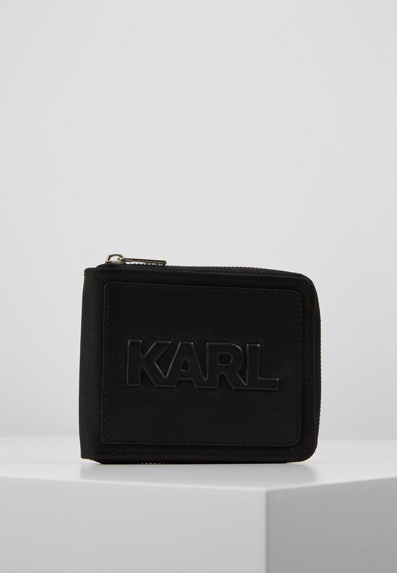KARL LAGERFELD - Monedero - black