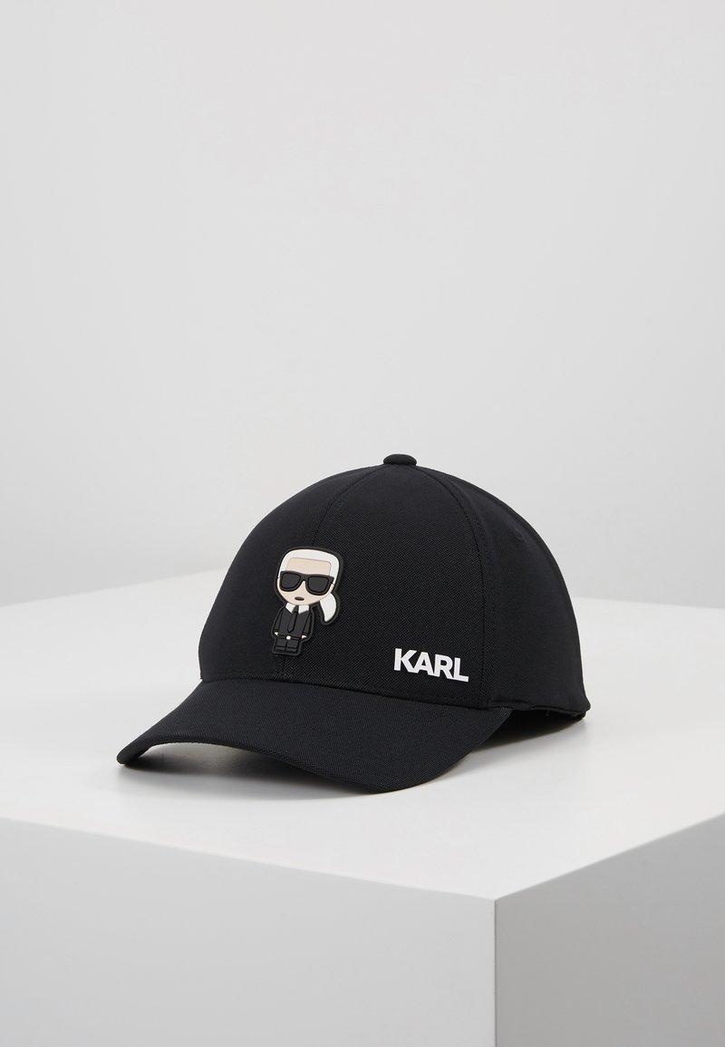 KARL LAGERFELD - Cappellino - black