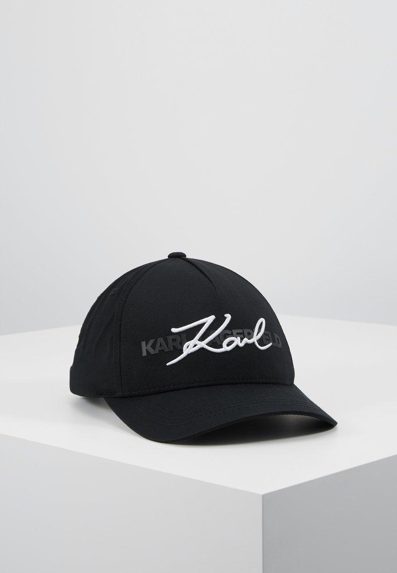 KARL LAGERFELD - Cap - black