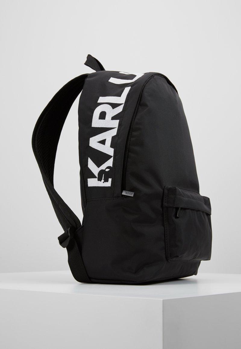 KARL LAGERFELD - Rucksack - schwarz