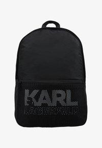 KARL LAGERFELD - Batoh - black - 1