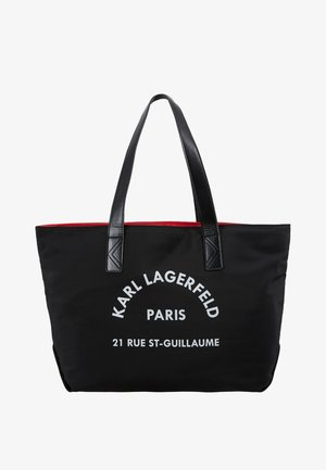 SHOPPING BAG - Kabelka - black