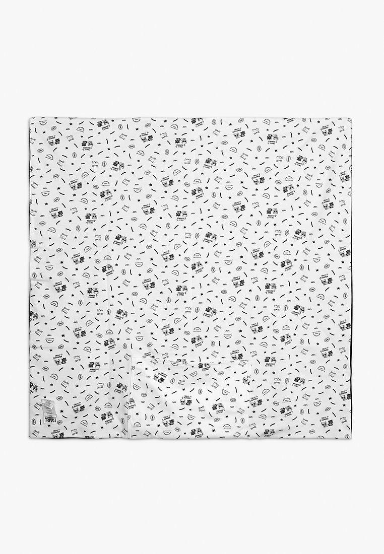 KARL LAGERFELD - SET - Baby blanket - schwarz