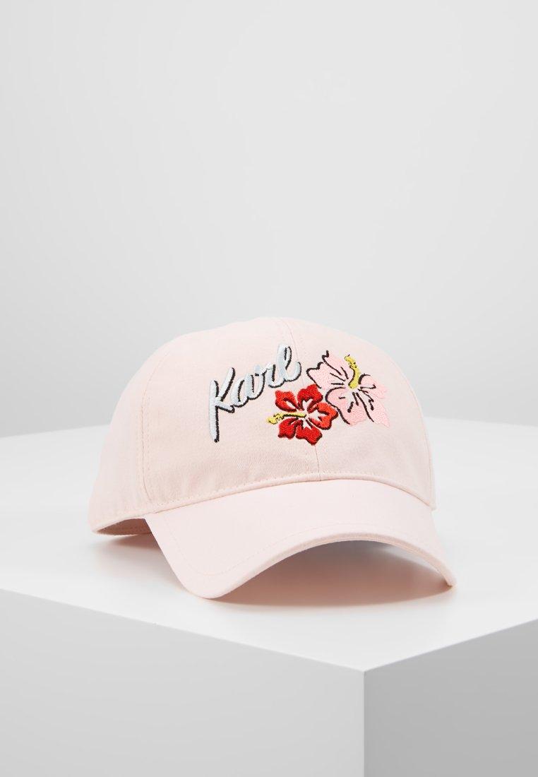 KARL LAGERFELD - CASQUETTE - Kšiltovka - pink